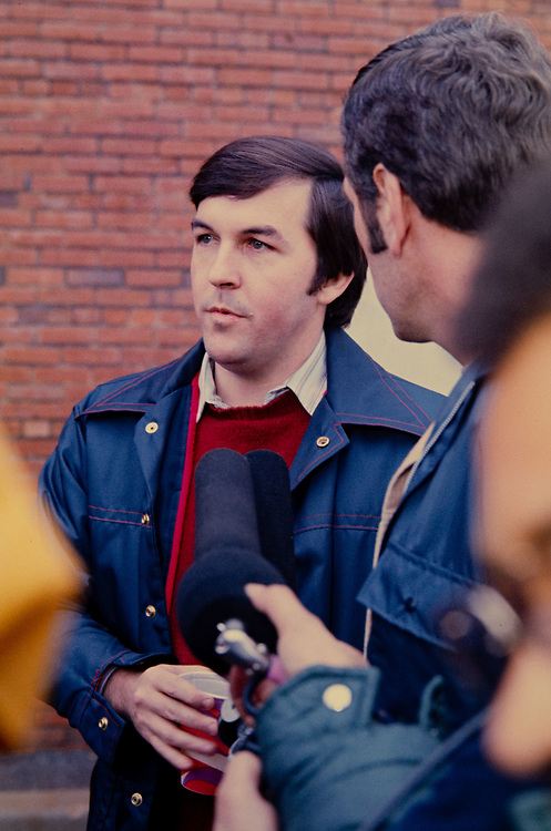 """In 1970, at the age of 26, Jordan ran Jimmy Carter's successful gubernatorial campaign, which included a Democratic primary election fight against former Governor Carl Sanders and a less eventful general election against the Republican Hal Suit. While serving as Governor Carter's executive assistant, Jordan wrote a lengthy memorandum detailing a strategy for winning the 1976 Democratic Primary. Years later, Jordan's memo served as the """"game plan"""" for Carter's 1976 presidential bid.<br /> <br /> Jordan was a key advisor and strategist for Carter during the 1976 presidential campaign and during Carter's administration, serving as White House Chief of Staff in 1979–1980 (Carter, who took office in 1977, had previously not seen the need formally to appoint an aide to such a post). Jordan played a powerful role in the formulation of election strategies and government policies.<br /> Hamilton Jordan consults with Jimmy Carter in the Oval Office, August 24, 1977<br /> <br /> In 1976 Jordan's youth and casual style gave him a media reputation as a fun-loving, partying, unsophisticated """"good ole boy."""" This turned into a problem during the last year of the Carter administration, when Jordan became a lightning rod for critics of the president across the political spectrum. The media repeated rumors of coarse and even criminal behavior by Jordan, including supposed cocaine usage and anonymous sex at the infamous Studio 54 disco in New York City. Though extensive legal investigations failed to substantiate any of the rumors, Jordan later recalled this as a particularly painful time in his life.<br /> <br /> According to one often repeated story from this period, Jordan stared at the breasts of the Egyptian ambassador's wife at a Washington reception and remarked, """"I have always wanted to see the pyramids"""". The story was told in various versions, all based on anonymous sources. Jordan denied it ever took place in his memoir No Such Thing as a Bad Day."""