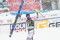 Muffat Jeandet Victor (FRA) during the Audi FIS Alpine Ski World Cup Men's  Slalom at 60th Vitranc Cup 2021 on March 14, 2021 in Podkoren, Kranjska Gora, Slovenia Photo by Grega Valancic / Sportida