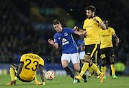 James McCarthy of Everton - UEFA Europa League - Everton vs  Lille - Goodison Park Stadium - Liverpool - England - 6th November 2014 - Pic Simon Bellis/Sportimage