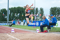 HAUSBERGER Maike, 2014 IPC European Athletics Championships, Swansea, Wales, United Kingdom