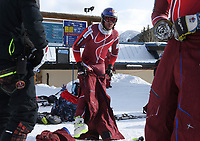 Alpint<br /> FIS World Cup<br /> Foto: Gepa/Digitalsport<br /> NORWAY ONLY<br /> <br /> VAIL,COLORADO,USA,01.DEC.15 - ALPINE SKIING - FIS World Cup, men, preview. Image shows Aksel Lund Svindal (NOR).