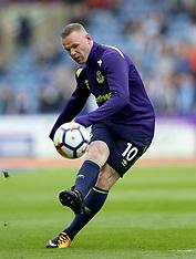 Huddersfield Town v Everton -  28 April 2018