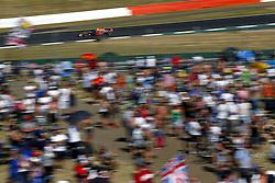 July 7, 2018 - Silverstone, Great Britain - Motorsports: FIA Formula One World Championship 2018, Grand Prix of Great Britain, .#33 Max Verstappen (NLD, Aston Martin Red Bull Racing) (Credit Image: © Hoch Zwei via ZUMA Wire)
