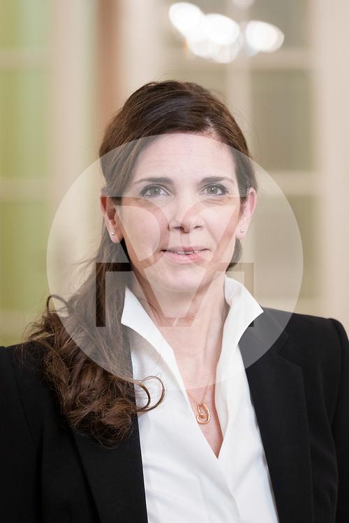 SCHWEIZ - BERN - Staatssekretärin für Internationale Finanzfragen Daniela Stoffel, im Bernerhof - 21. November 2019 © Raphael Hünerfauth - http://huenerfauth.ch