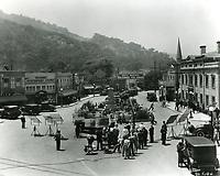 1935 Filming at Warner Bros. Studios