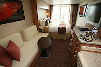 Celebrity Equinox feature photos..Staterooms..Sunset Balcony.