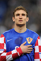 FOOTBALL - FRIENDLY GAME 2010/2011 - FRANCE v CROATIA - 29/03/2011 - PHOTO FRANCK FAUGERE / DPPI - NIKICA JELAVIC (CRO)
