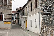 Greece, Macedonia, Prespa lakes, Psarades village