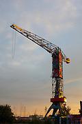 Faralda Crane Hotel, Amsterdam