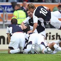 Falkirk v FC Vaduz, Europa League Qualifying, 2009