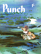 Punch (Front cover, 21 February 1962)
