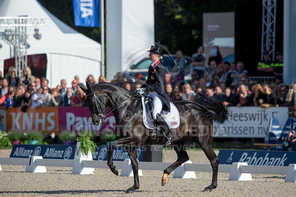 Laura Tomlinson (GBR) & Rosalie B - Grand Prix Special - CDIO5 Nations Cup  - CHIO Rotterdam 2016 - Kralingse Bos, Rotterdam, Netherlands - 25 June 2016