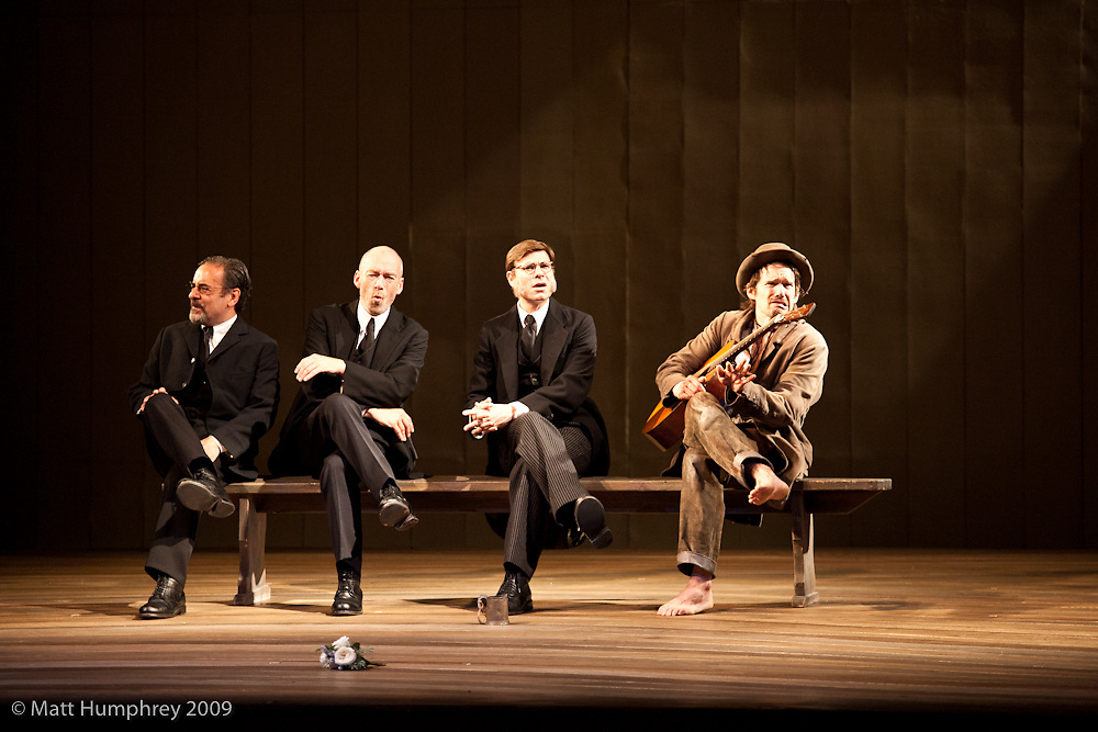 the winters tale, old vic theatre, may 2009