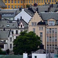 Europe, Norway, Alesund.