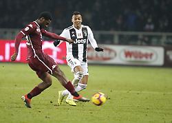December 15, 2018 - Turin, Italy - Alex Sandro during Serie A match between Torino v Juventus, in Turin, on December 15, 2016  (Credit Image: © Loris Roselli/NurPhoto via ZUMA Press)