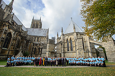 181002 - Lincoln College - RAF Matriculation event
