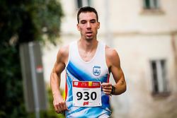 Matej Sturm at 5. Konjiski maraton / 5th Konjice marathon 2017, on September 24, 2017 in Slovenske Konjice, Slovenia. Photo by Vid Ponikvar / Sportida