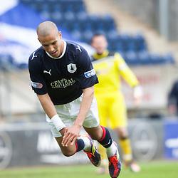 Falkirk v Raith Rovers 21/4/2012