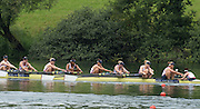 Lucerne, SWITZERLAND.  GBR W8+ Bow, Rosamund BRADBURY, Louisa REEVE, Katie GREVES, Donna ETIEBET, Jessica EDDIE, Zoe LEE, Polly SWANN, Caragh MCMURTRY and cox Zoe DE TOLEDO,  Race for lanes  at the 2014 FISA WC III, Lake Rotsee.  11:48:59  Saturday  12/07/2014  [Mandatory Credit; Peter Spurrier/Intersport-images]