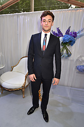 Tom Daley at the Glamour Women of The Year Awards 2017 in association with Next held in Berkeley Square Gardens, London England. 6 June 2017.