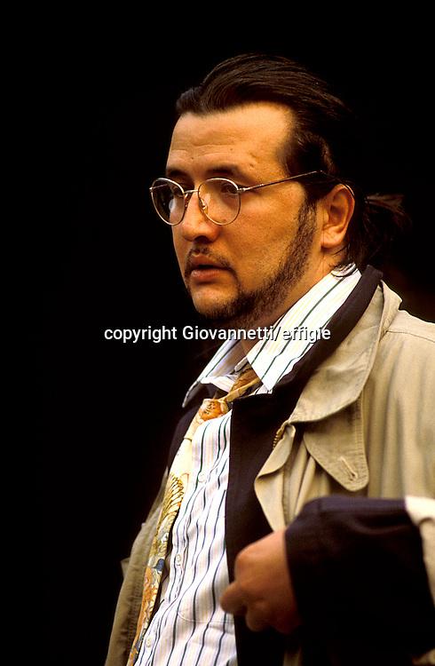 Federico Tiezzi<br />copyright Giovannetti/effigie