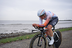 at Omloop van Borsele Time Trial 2016. A 19.9 km individual time trial starting and finishing in 's-Heerenhoek, Netherlands on 22nd April 2016.