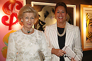 Princess Alexandra and Penny Marks. The opening  day of the Grosvenor House Art and Antiques Fair.  Grosvenor House. Park Lane. London. 14 June 2006. ONE TIME USE ONLY - DO NOT ARCHIVE  © Copyright Photograph by Dafydd Jones 66 Stockwell Park Rd. London SW9 0DA Tel 020 7733 0108 www.dafjones.com