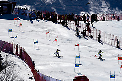 15.03.2019, Soldeu, AND, FIS Weltcup Ski Alpin, Teamevent, im Bild Features Team Event // during the Team Event of FIS Ski Alpine World Cup finals. Soldeu, Andorra on 2019/03/15. EXPA Pictures © 2019, PhotoCredit: EXPA/ Erich Spiess