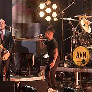 NLD/Amsterdam/20180905- Uitreiking 3FM Awards 2018, Blof en Ronnie Flex