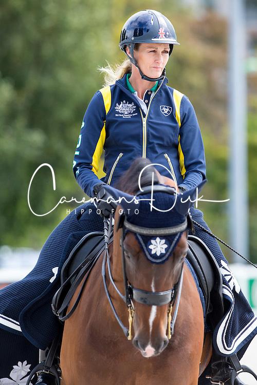 Tomkinson Maree, (AUS), Diamantina 4<br /> Alltech FEI World Equestrian Games™ 2014 - Normandy, France.<br /> © Hippo Foto Team - Leanjo de Koster<br /> 25/06/14