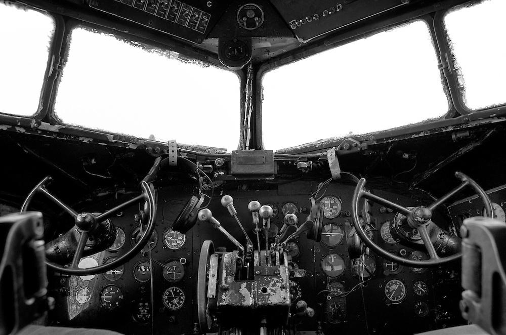DC-3, Aerospace Museum of California