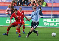 FODBOLD: Daniel Husen (Helsingør) under kampen i Landspokalturneringen, 2. runde, mellem Elite 3000 Helsingør og B.93 den 23. august 2006 på Helsingør Stadion. Foto: Claus Birch