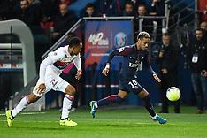 Paris Saint Germain vs Olympique Lyonnais - 17 Sep 2017