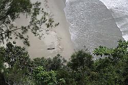The beach near Lamno, District Aceh Jaya, Aceh Province, Sumatra, Indonesia