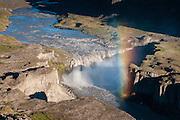 Havragilsfoss waterfall, Iceland