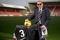 Cancer survivor shares story with Sir Alex Ferguson | Dunfermline | 31 October 2016