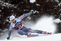 28.12.2017, Stelvio, Bormio, ITA, FIS Weltcup, Ski Alpin, Abfahrt, Herren, im Bild Brice Roger (FRA) // Brice Roger of France in action during mens Downhill of the FIS Ski Alpine Worldcup at the Stelvio course, Bormio, Italy on 2017/12/28. EXPA Pictures © 2012, PhotoCredit: EXPA/ Johann Groder
