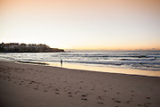 Sunrise at Bondi Beach, Sydney, Australia