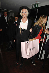 The HON.SOPHIA HESKETH at a party to celebrate the launch of the Kova & T fashion label and to re-launch the Harvey Nichols Fifth Floor Bar, held at harvey Nichols, Knightsbridge, London on 22nd November 2007.<br /><br />NON EXCLUSIVE - WORLD RIGHTS