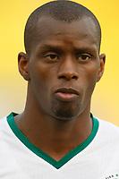 Photo: Steve Bond/Richard Lane Photography.<br />Senegal v South Africa. Africa Cup of Nations. 31/01/2008. Henri Camera of Senegal & West Ham