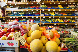 Beanies fruit and vegetable shop in Sheffield