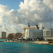 Riu hotels in Cancun. Quintana Roo, Mexico.