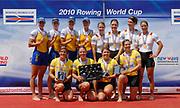 Lucerne, Switzerland.  2010 FISA World Cup. Lake Rotsee, Lucerne.  13:57:37   Sunday  11/07/2010.  [Mandatory Credit Peter Spurrier/ Intersport Images]