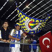 Turkish soccer  Fenerbahce Fans<br /> Photo by Aykut AKICI/TURKPIX