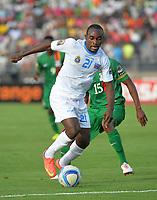 Firmin Mubele Ndombe (RDC) vs Given Singuluma (ZAM)