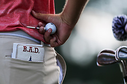 September 20, 2018 - Atlanta, Georgia, United States - Bryson DeChambeau waits on the 15th green during the first round of the 2018 TOUR Championship. (Credit Image: © Debby Wong/ZUMA Wire)