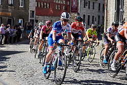 at La Flèche Wallonne Femmes 2018, a 118.5 km road race starting and finishing in Huy on April 18, 2018. Photo by Sean Robinson/Velofocus.com