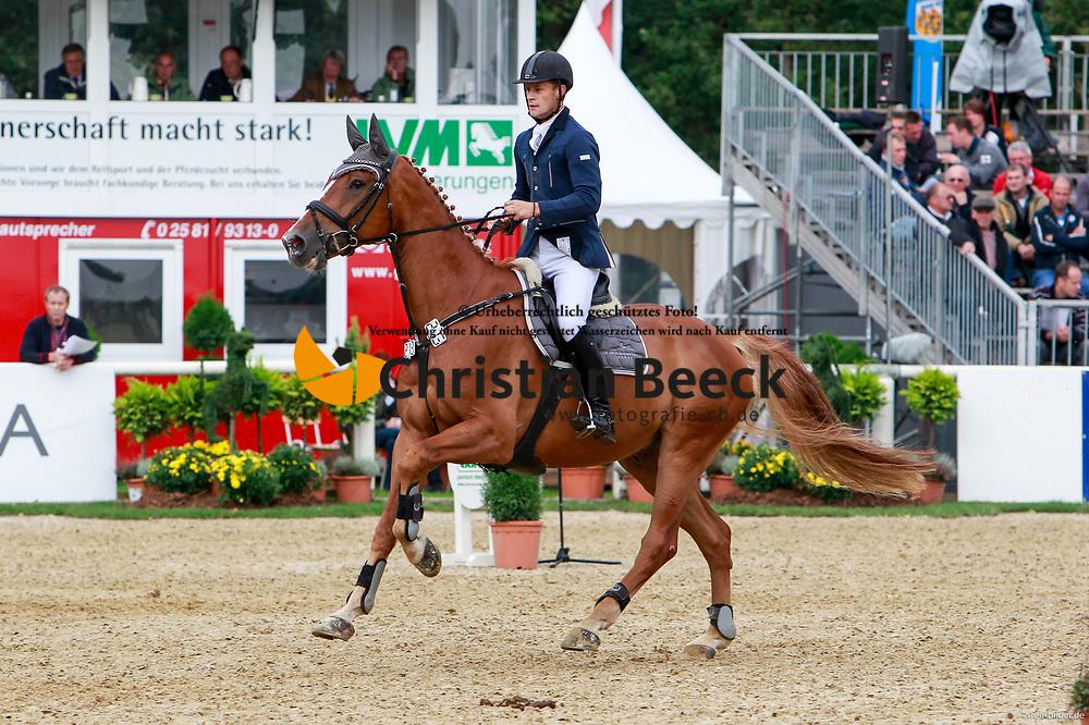 , Warendorf - Bundeschampionate  01. - 05.09.2010, Coco Lavoro - Tschischke, Markus