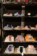 Stitched clothing store at Cosmopolitan hotel, casino & resort in Las Vegas, Nevada, USA