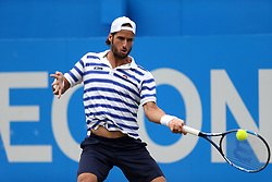 Spain's France's Jeremy Chardy during day four of the 2017 AEGON Championships at The Queen's Club, London.